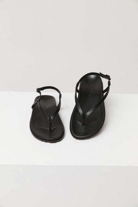 St. Agni Blais Sandal - Black