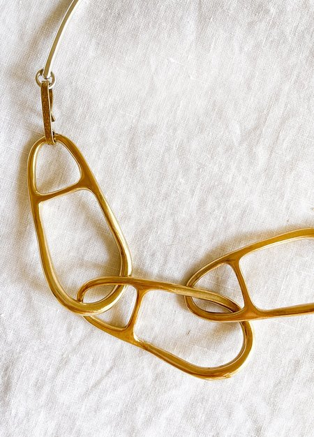 Lila Rice Luca Link Collar
