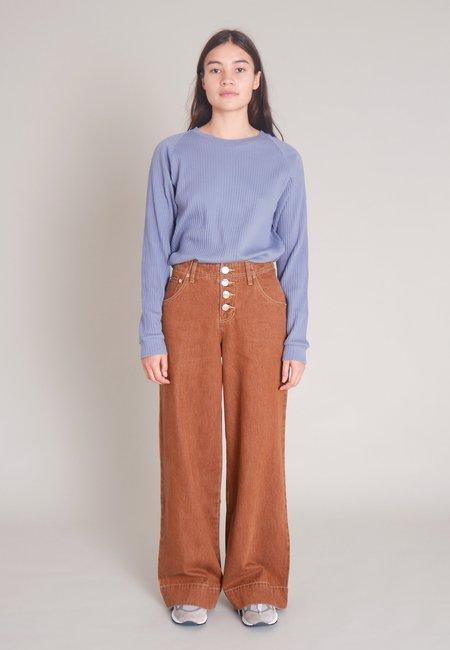 L.F.Markey Wilder Jeans - Brown