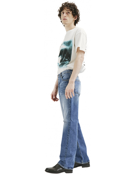Maison Margiela Straight Leg Jeans - blue