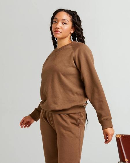 Richer Poorer Recycled Fleece Sweatshirt - Cub