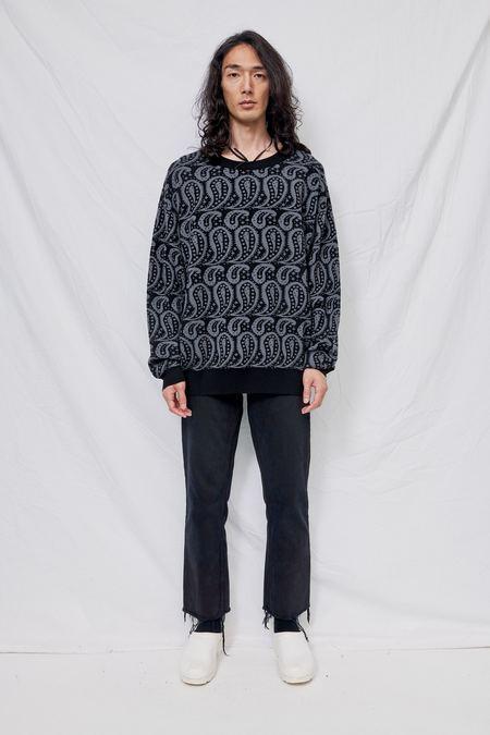 YMC Wool Shoegazer Knit