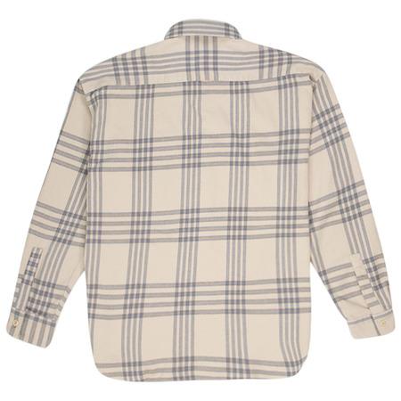 NN07 deon western 5219 shirt - Khaki