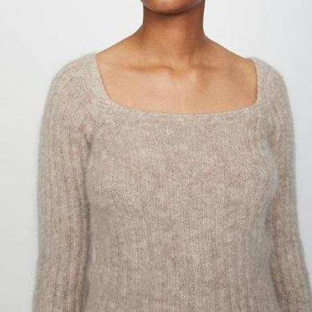 Just Female Lytt Knit Blouse