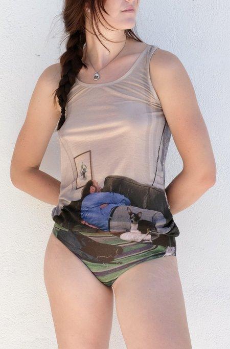 Baserange x BLESS Underwear Set / Pierre Sleeping