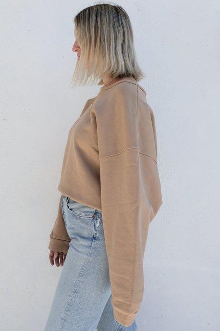 Atelier Delphine Beatrice Sweatshirt - Almond
