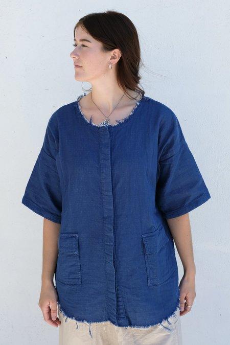 Atelier Delphine Carter Jacket - Blue