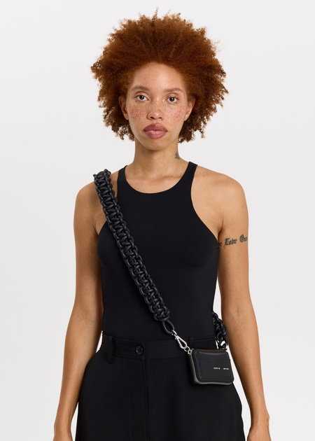 KARA Cobra Bike Wallet - Black
