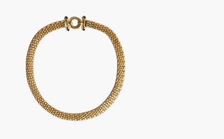 Kindred Black Talesa Collar necklace - 14k gold