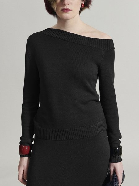 Rachel Comey Glissa Top - Black