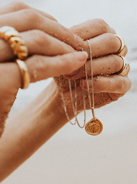 Rauw Jewelry Sea Treasure Necklace