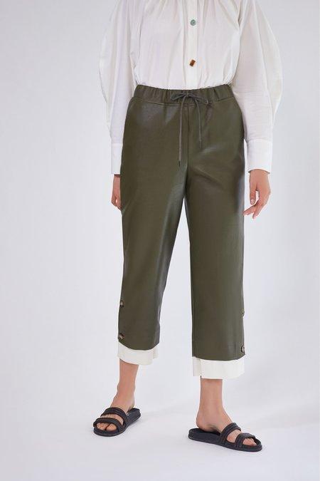 Rejina Pyo Noemi Pants - Green