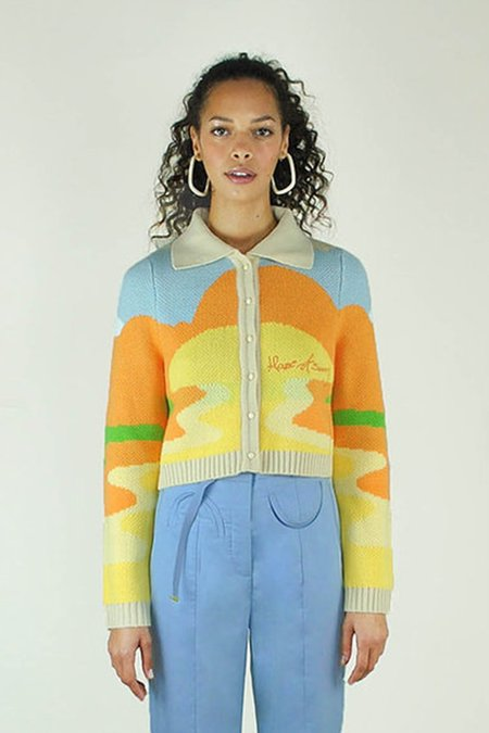 House of Sunny DAY TRIPPER CARDIGAN