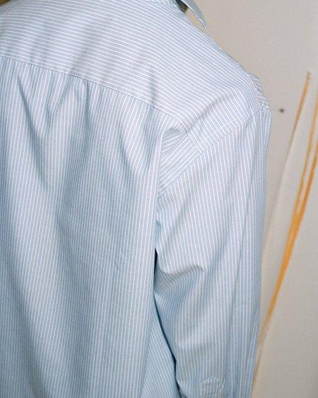 Baserange Ole Shirt - Blue Stripe