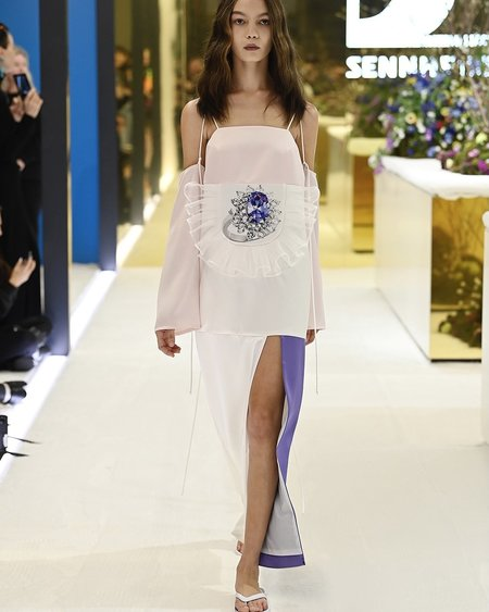 Karla Spetic Will You Marry Me Dress - white