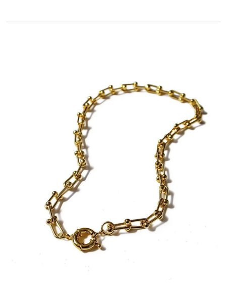 Dea Dia Astrid Necklace - gold plated