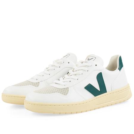 Veja v-10 cwl Shoes - White Brittany