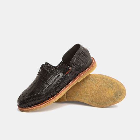 The CANO Shoe B Stock BENITO shoes - Natural Black