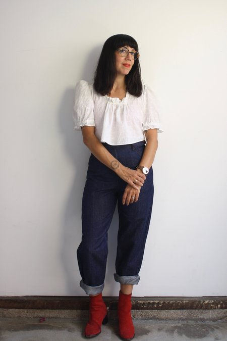 Myrtle Cindy Blouse - Floret