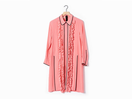 Marni Ruffle Dress