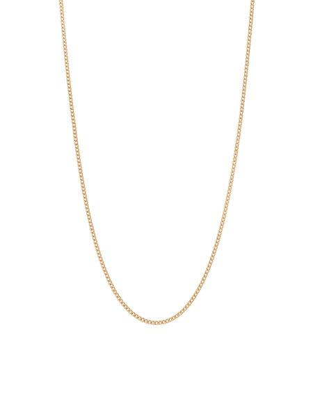 Miansai 2MM CUBAN CHAIN NECKLACE - GOLD