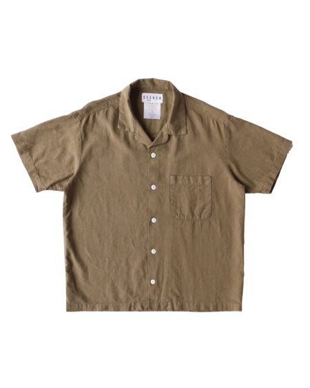 SEEKER Vacation Shirt - Army