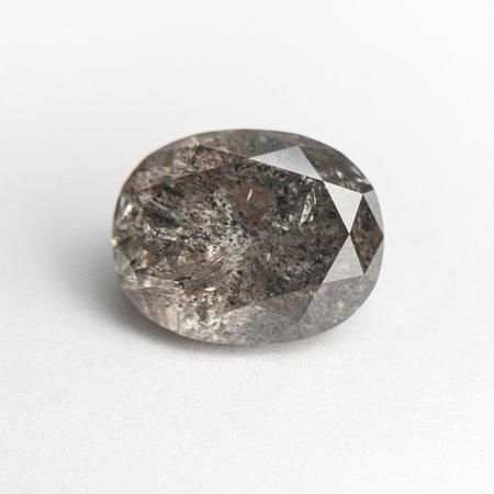 Misfit Diamonds Oval Brilliant - Salt