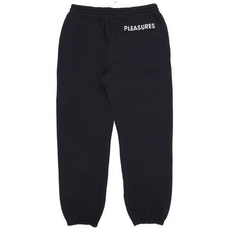 PLEASURES Protection Sweatpants - black