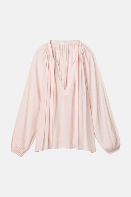 A.L.C. Women's Delphina Top - White Pink