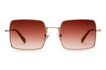 Crap Eyewear The Full Bloom Sunglasses - Rosewood Gradient