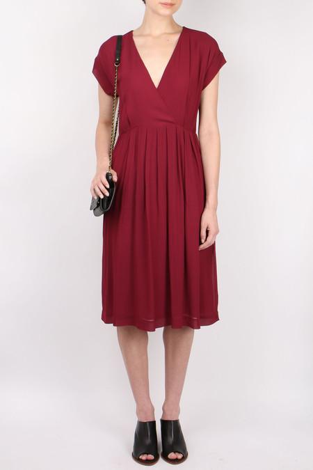 Pomandere Cross Front Dress
