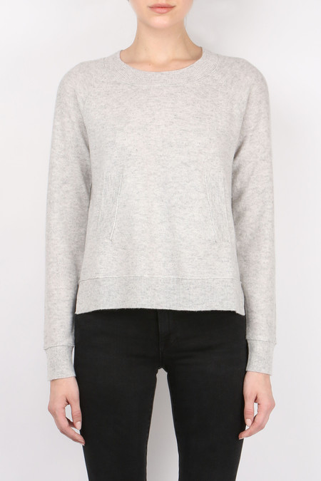Allude Kangaroo Pocket Sweater