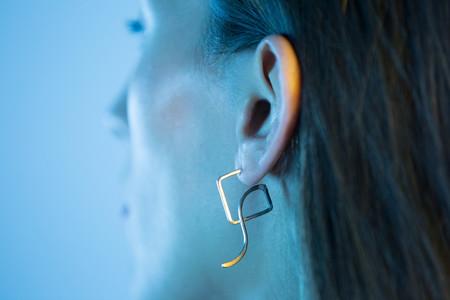 PAR ICI Backslide Earrings