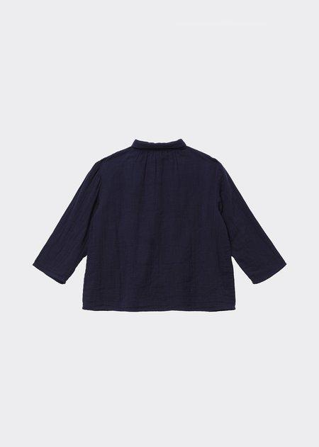 kids Caramel Eos Shirt - Navy