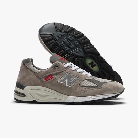 New Balance M990VS2 sneakers - brown
