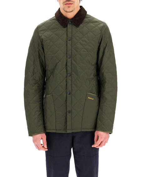 Barbour Quilted Liddesdale Jacket - Green