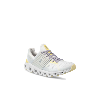 On Shoes Cloudswift Women 41.99577 SNEAKERS - White/Limelight