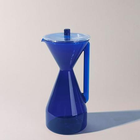 Yield Pour Over Carafe - Cobalt