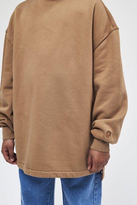Kids unisex Main Story sweatshirt - Walnut