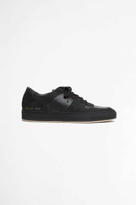 Common Projects Bball low sneakers - black