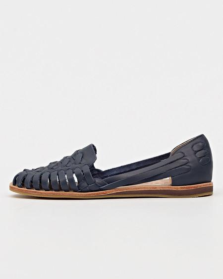 Nisolo Ecuador Huarache Sandal Indigo 5 for 5
