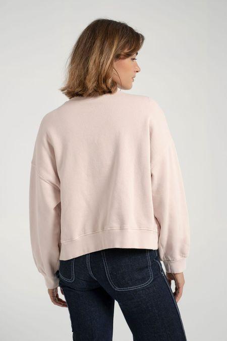 No.6 Smith Sweatshirt - Blush