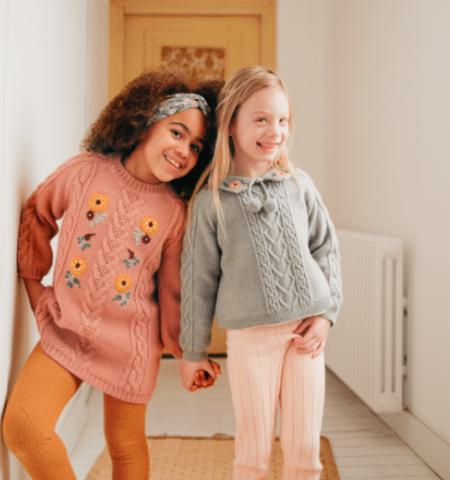 Kids Louise Misha Dress - Sienna