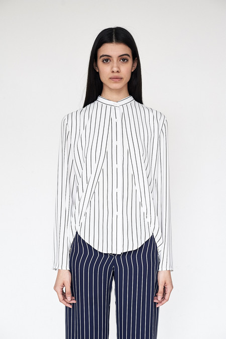 Assembly New York Poly Stripe Multitop