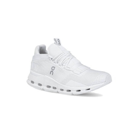 On Shoes Cloudnova Men 26.99118 sneakers - All White
