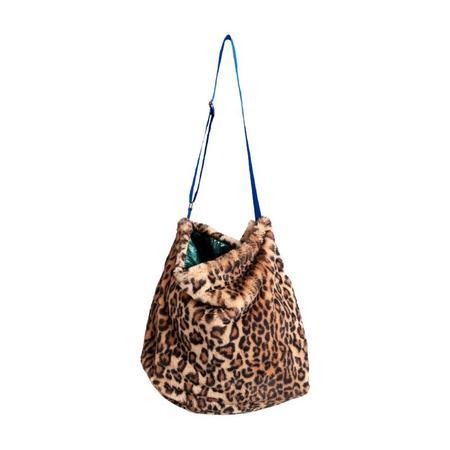 Kids Bellerose Hanah Tote Bag - Leopard