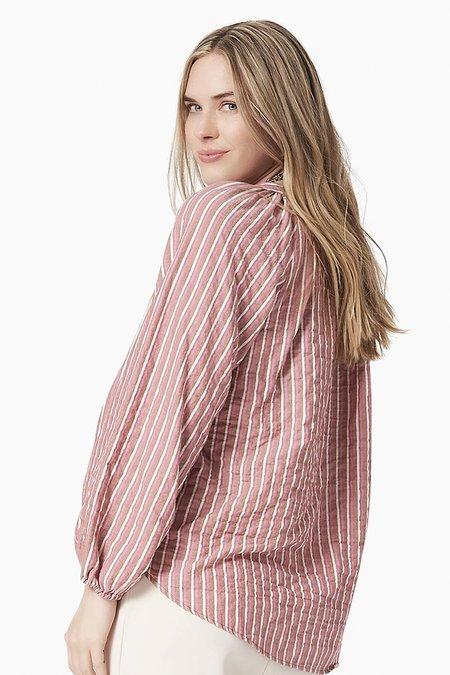 Xirena Aerin Top - Clay Stripe