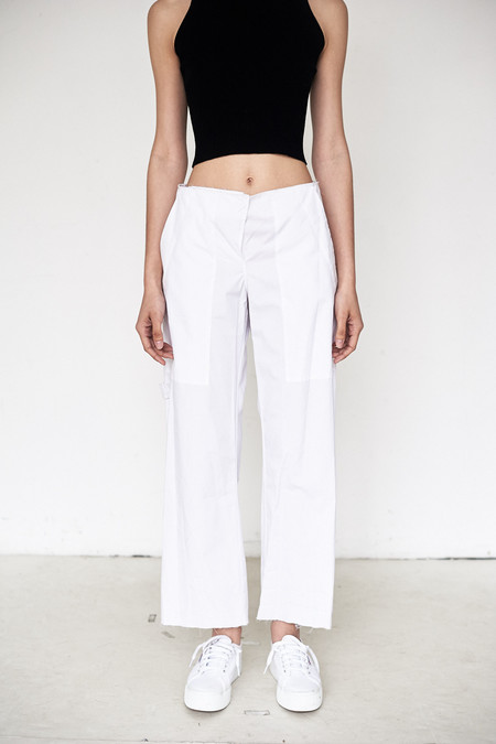 Assembly New York Poplin Simple Pant