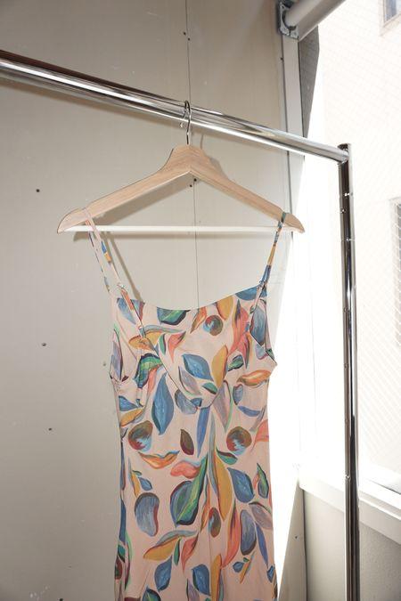 Pre-Loved Rachel Pally Crepe Fillipa Dress - Tuscany