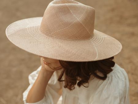 Freya Whirlwind Hat - natural